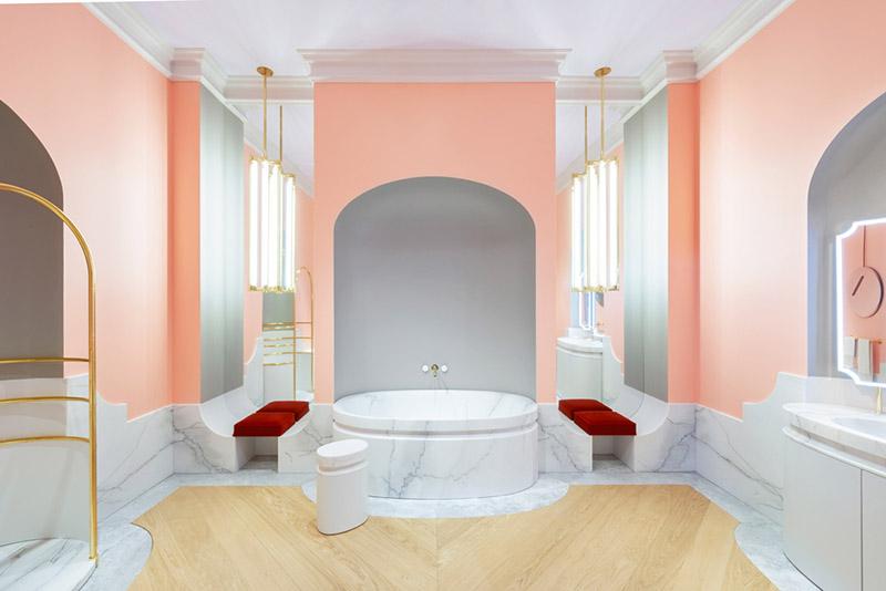 Tendencias en decoración: el rosa «millenial pink»